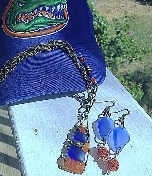 Florida Gator Jewelry