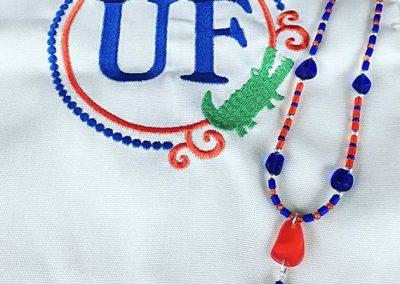 Gator jewelry custom designed