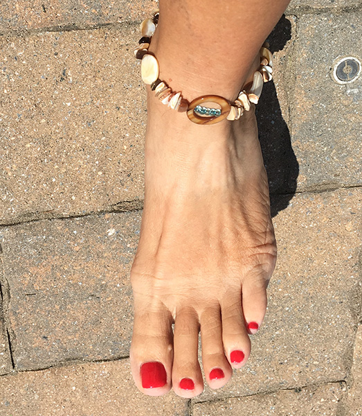 Heaven Lane Anklet
