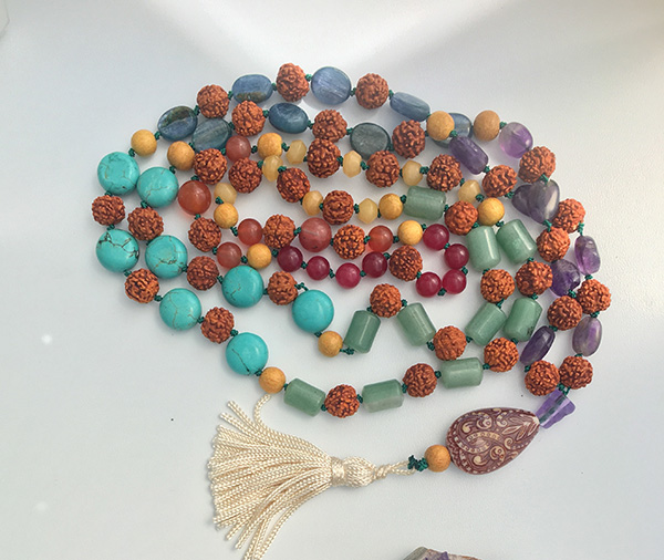 Yoga Mala Necklace