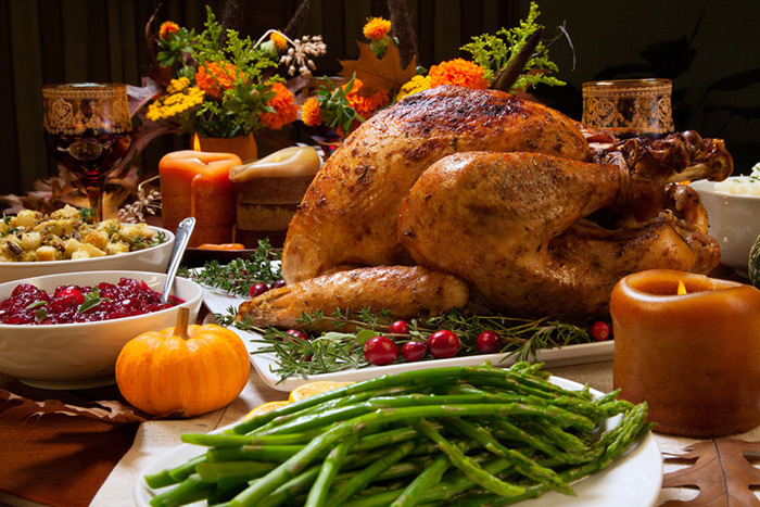 Thanksgiving is Happier if You Feel Healthy