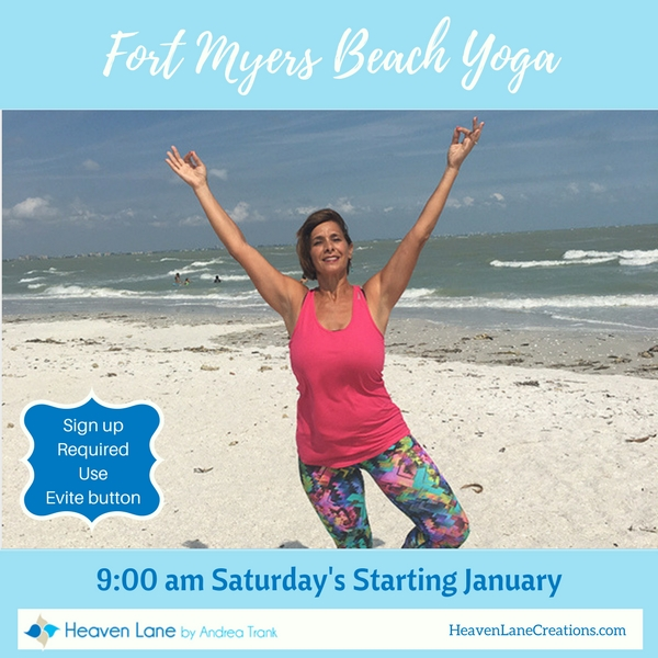 Heaven Lane Is So Excited To Be Offering Yoga For Wellness Every Saay On Fort Myers Beach Starting January 6 2018 During The Last Few Years