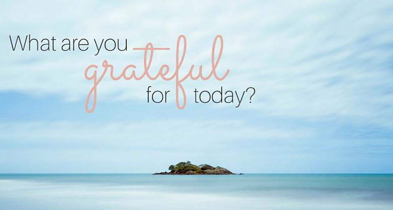 How Gratitude Heals