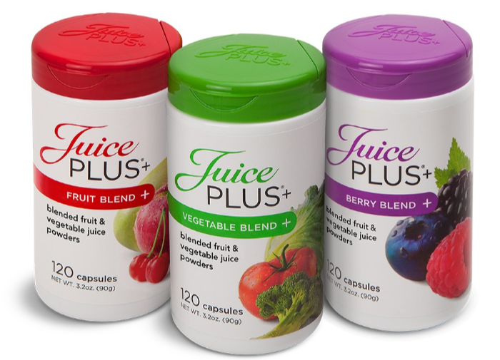 One Simple Change:  Why I decided to start taking Juice Plus