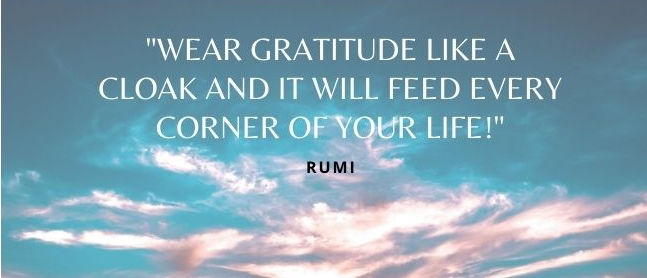 Gratitude is a Habit!